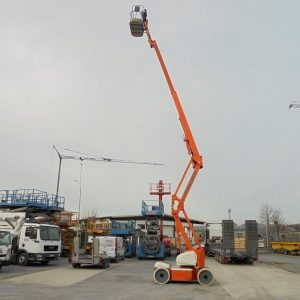 840 NiftyLift HR15 NDE www.hs-rental.de