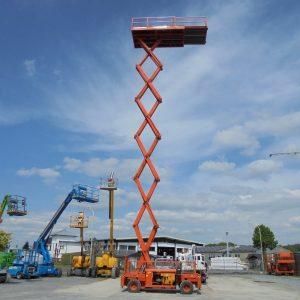 Holland-Lift B195 - 962 - www.hs-rental.de