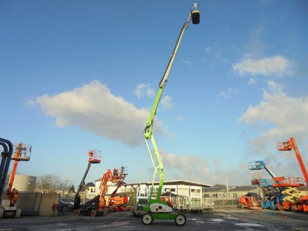 NiftyLift HR21 for sale at www.hs-rental.de