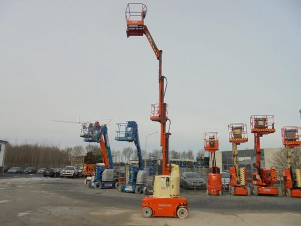 JLG Toucan 1010 for sale at www.hs-rental.de