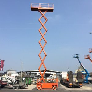 Holland-Lift N165 for sale at www.hs-rental.de