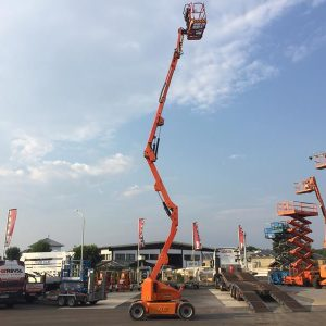 JLG E450 AJ for sale at www.hs-rental.de