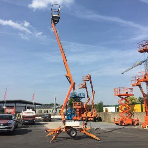 NiftyLift 120T for sale at www.hs-rental.de