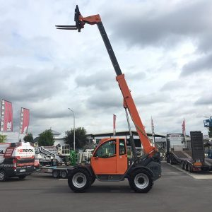 JLG 4009PS for sale at www.hs-rental.de