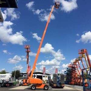 JLG 660SJ for sale at www.hs-rental.de