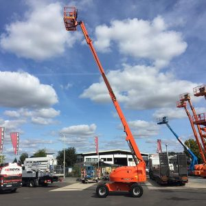 JLG 460SJ for sale at www.hs-rental.de